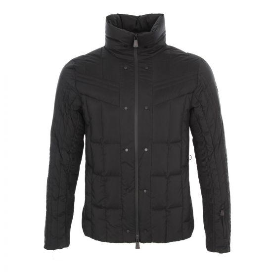 Moncler Olonne Quilted Jacket in Black