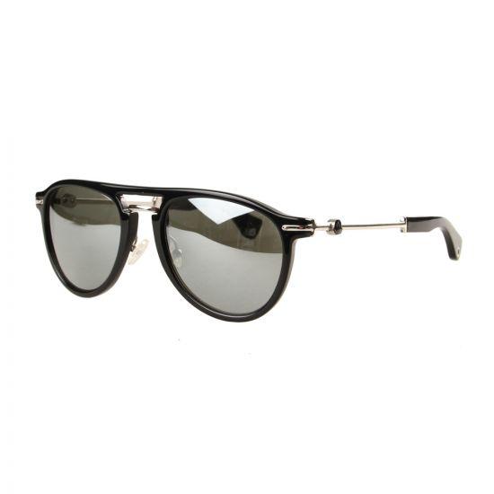 Moncler MC501 Sunglasses - Black