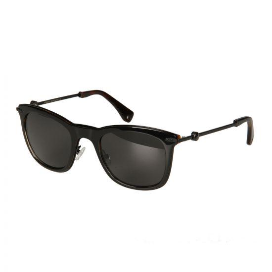 Moncler Sunglasses in Retro Black