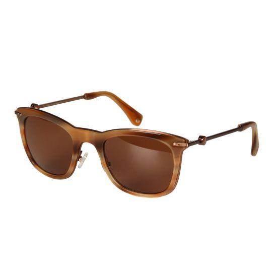 Moncler Sunglasses in Retro Brown