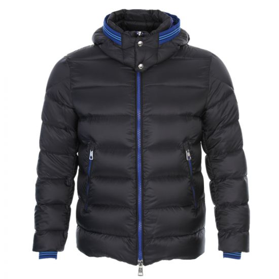 Moncler Jacket Navy Thoule