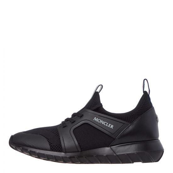 moncler emilien trainers 10141 00 02S0P 999 black