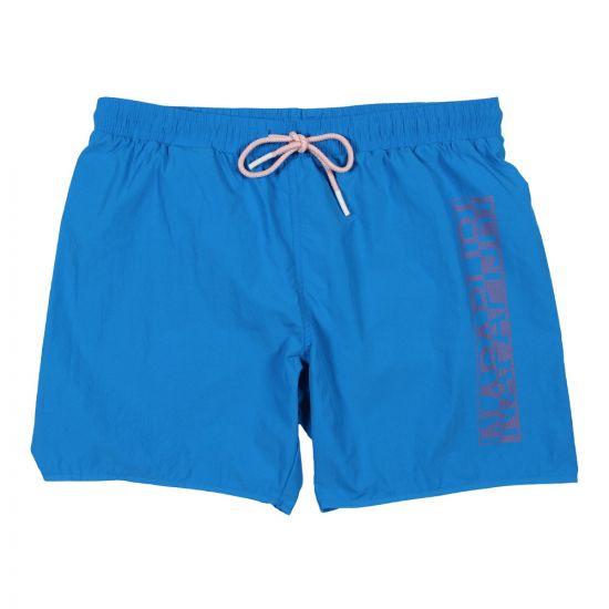 Napapijri Varco Swimming Shorts Blue NOYHST199