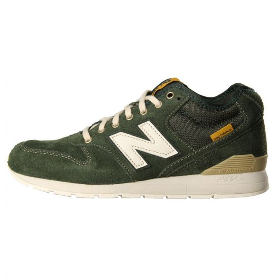 New Balance 996 Trainers - Forest Green