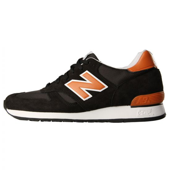New Balance M670SKO - Black