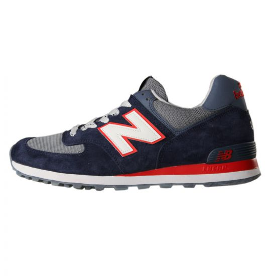 New Balance US574MD Trainers in Blue