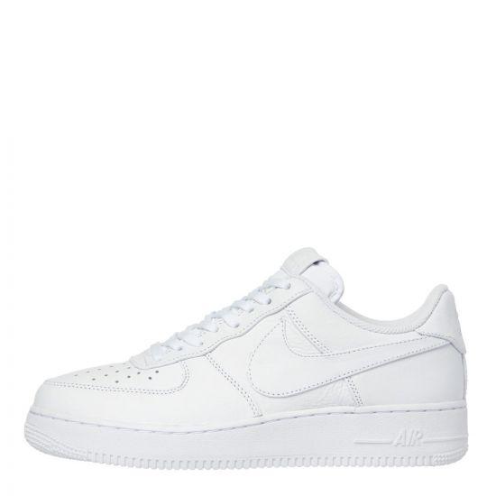 Nike Air Force 1 '07 Low Premium AT4143 103 in White