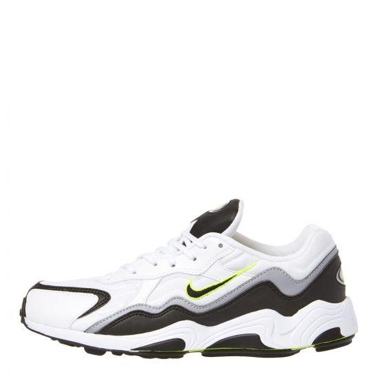 Nike Air Zoom Alpha Trainers BQ8800 002 White / Black / Volt
