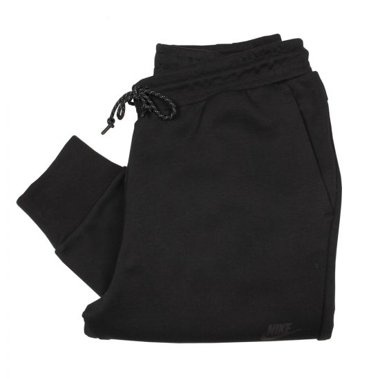Nike Fleece Pants in Black