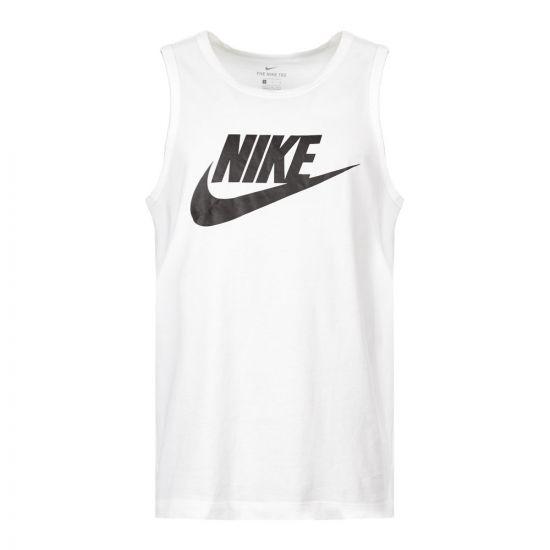 Nike Vest AR4991 101 White / Black