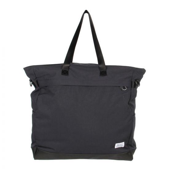 Aksel Porter Bag - Black