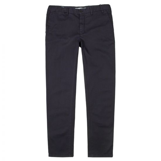 Norse Projects Chinos Aros | N25 0263 7004 Dark Navy