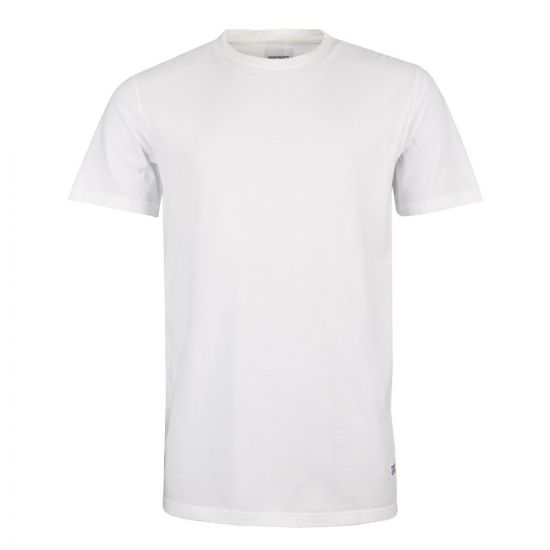 Norse Projects White Niels Basic T Shirt