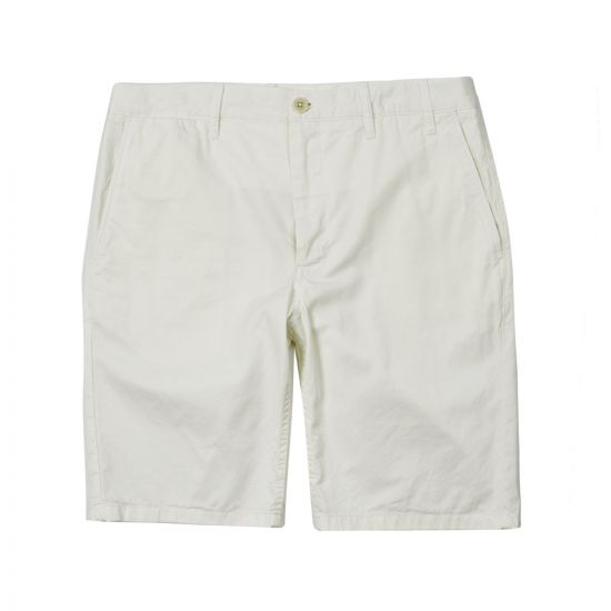Norse Projects Shorts Aros Light Twill N35 0237 0219 Kit White