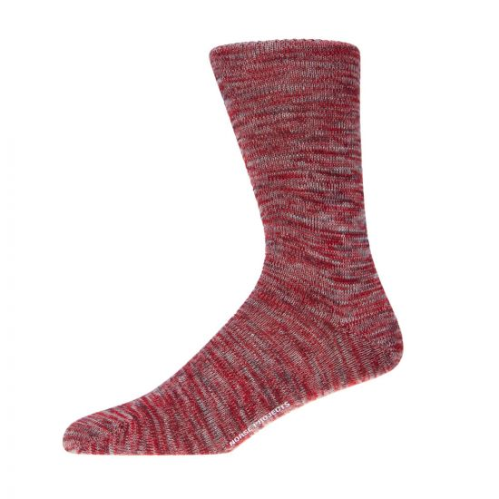 norse projects socks N82 0004 7521 red