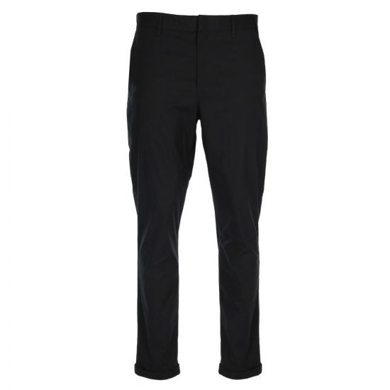 norse projects trousers in thomas navy n25 0229 7004