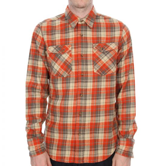 Nudie Jeans Shirt in Orange