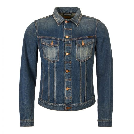 Nudie Jeans Billy Jacket 160608 Dark Authentic