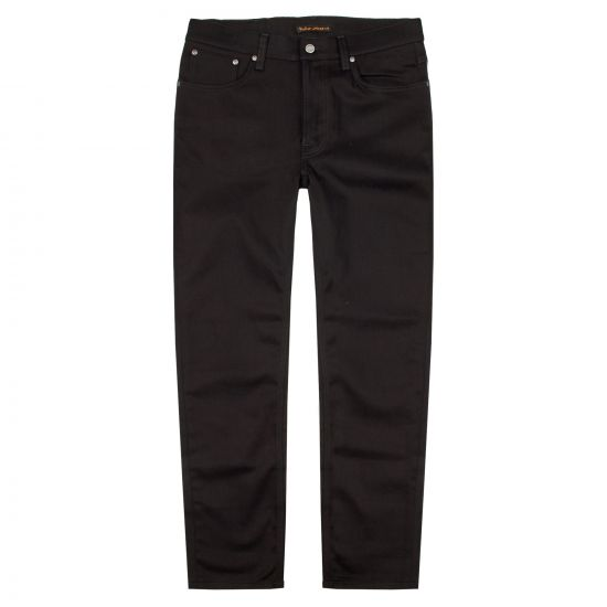 Nudie Jeans Lean Dean Ever Black 112498
