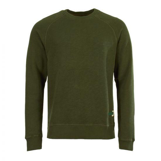 nudie jeans sweatshirt samuel green 150381