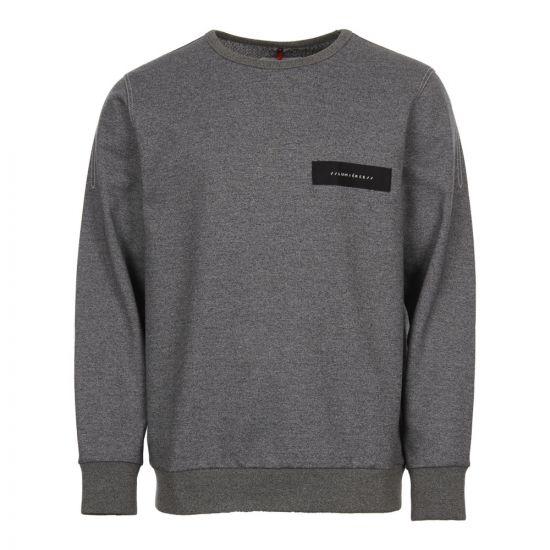 OAMC Dymo Sweatshirt I025618 V6 00 03 Grey