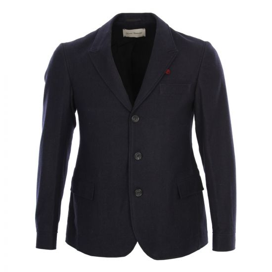 Oliver Spencer Portland Jacket in Navy