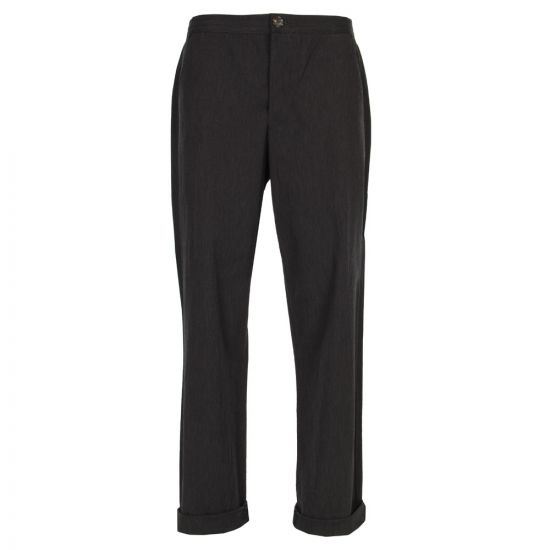 Oliver Spencer Drawstring Trousers in Charcoal