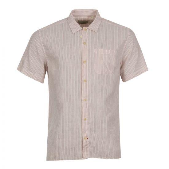 Oliver Spencer Pink Shirt OSMS102KOR01PINKORDA