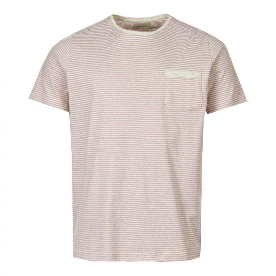 Oliver Spencer T-Shirt Envelope Pocket OSMKA461A|DAN01|LIL