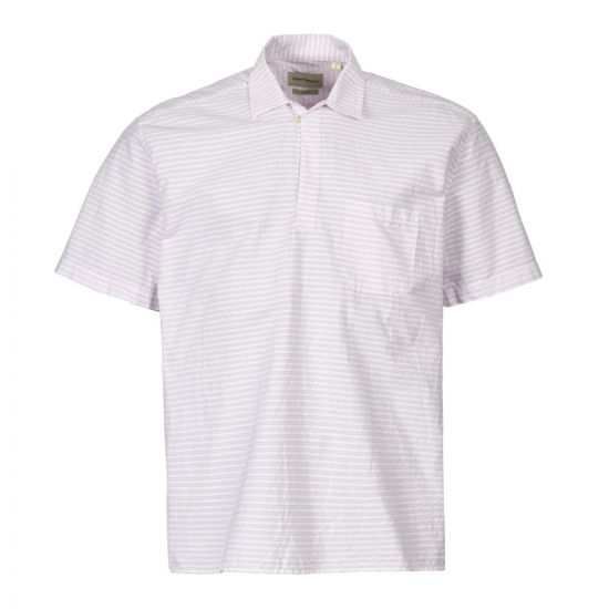 Oliver Spencer Shirt Yarmouth | OSMS152 KAN01 LIL Lilac