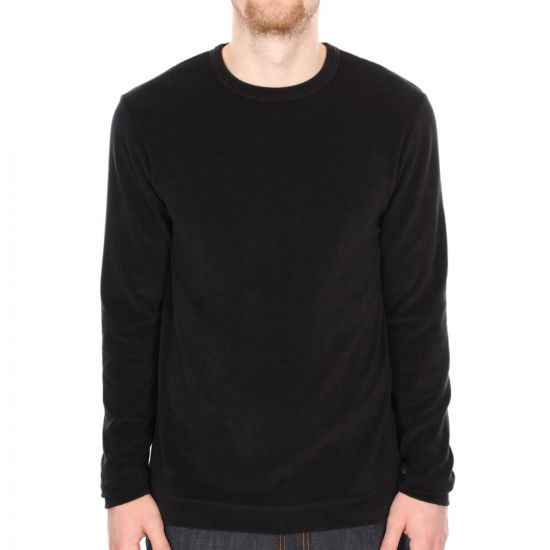 Our Legacy Black Long Sleeved Tee