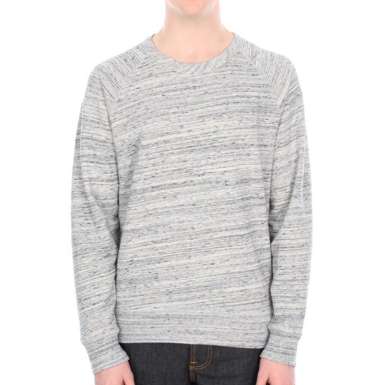 Our Legacy 50s Sweater in Blue Grey Melange