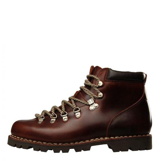 Paraboot Avoriaz Jannu Boots 074603 Brown