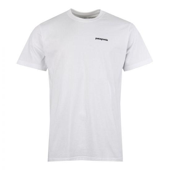 Patagonia Responsible T-Shirt White 39174