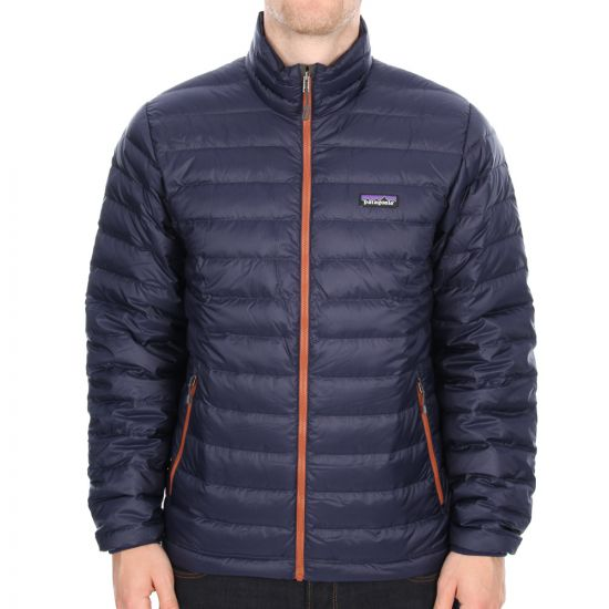 Down Sweater Jacket - Classic Navy