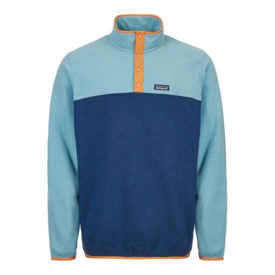 Patagonia Snap-T Pullover 26165 SBDB Stone Blue