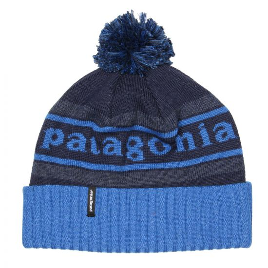 Patagonia Powder Town Beanie in Blue