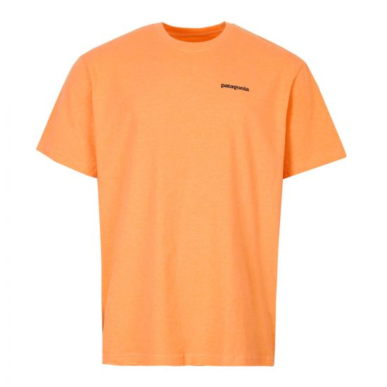 Patagonia P6 Responisibili T-Shirt 39174|PCHS In Peach
