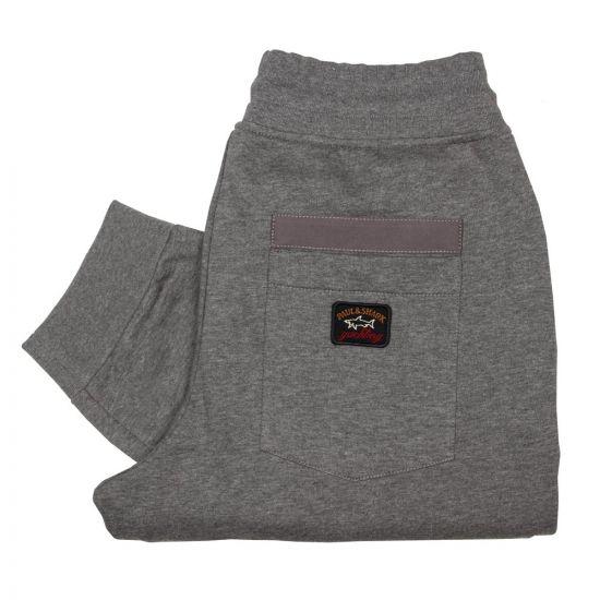 Paul & Shark Sweat Pants in Grey