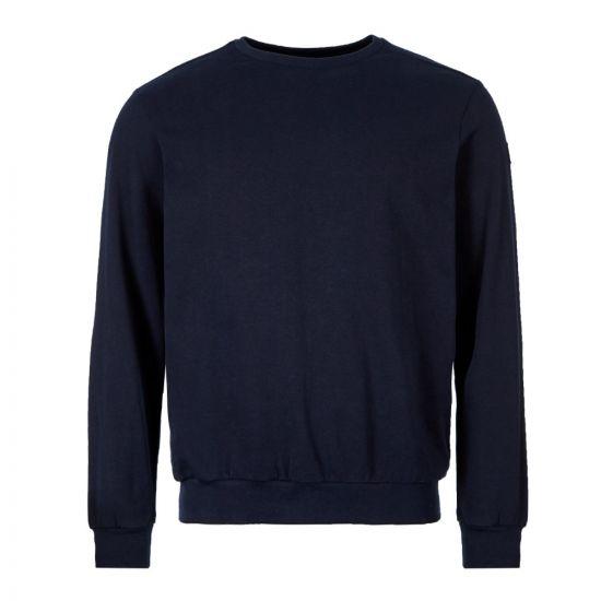 Paul & Shark Sweatshirt   COP1015 013 Navy