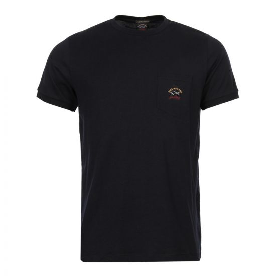 Paul & Shark T-Shirt   A17P1601SF-150 Navy