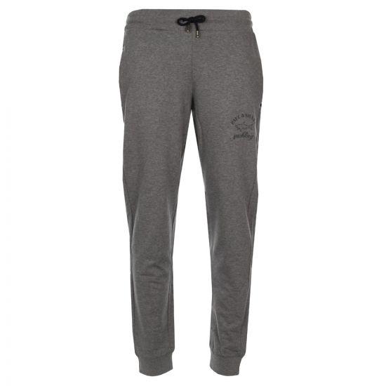 Paul & Shark Sweatpants CIP11100SFI 691 Grey