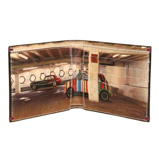 Paul Smith Car Park Print Wallet