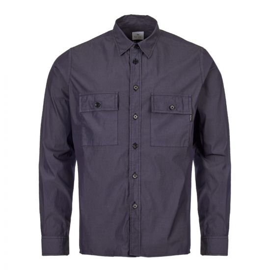 paul smith overshirt M2R 157T A20251 49 navy