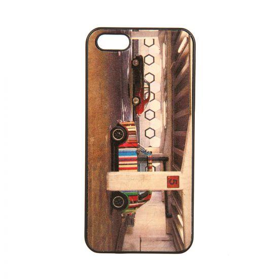 Paul Smith iPhone 5 Case Car Park Print Design