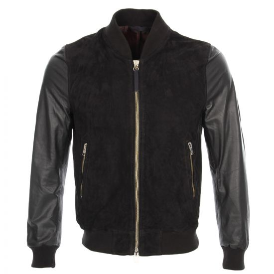 Paul Smith Jeans Bomber Jacket