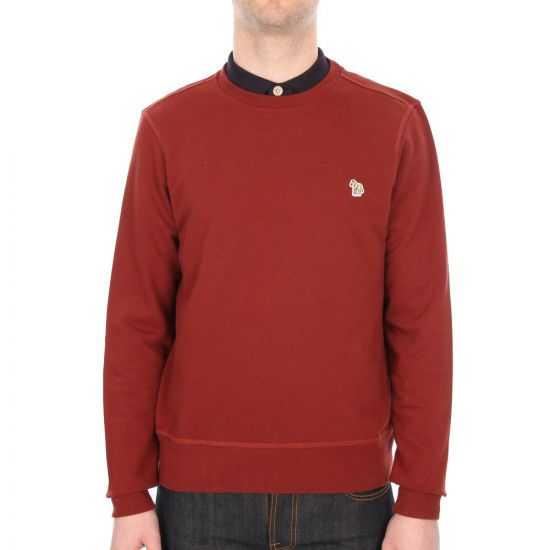 Paul Smith Jeans Rust Sweater