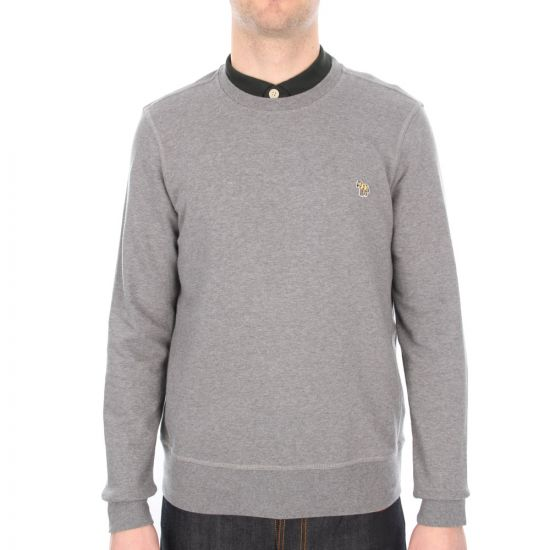 Paul Smith Jeans Marl Grey Sweater