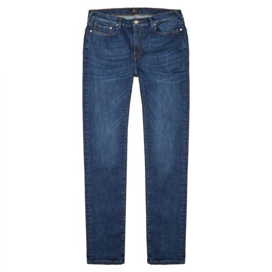 Paul Smith Slim Fit Jeans   M2R 100ZW C20007 Blue