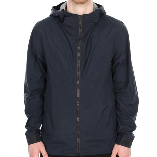 Paul Smith Jeans Navy Waterproof Jacket